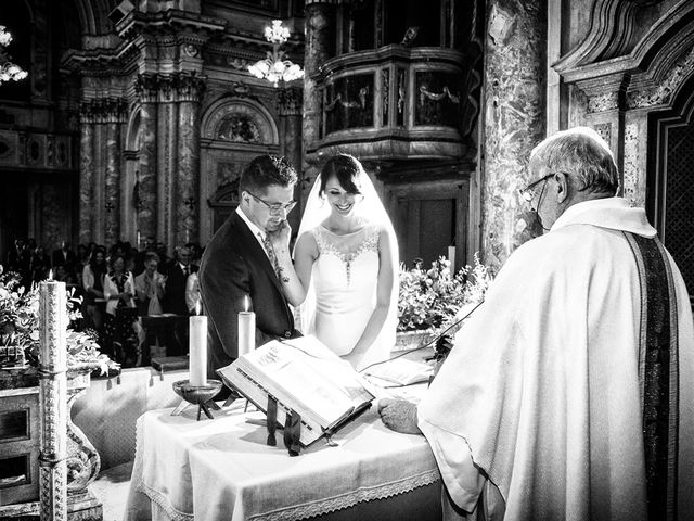 Il matrimonio di Matteo e Ilenia a Carpenedolo, Brescia 53