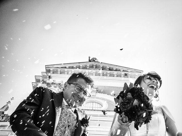 Il matrimonio di Matteo e Ilenia a Carpenedolo, Brescia 60