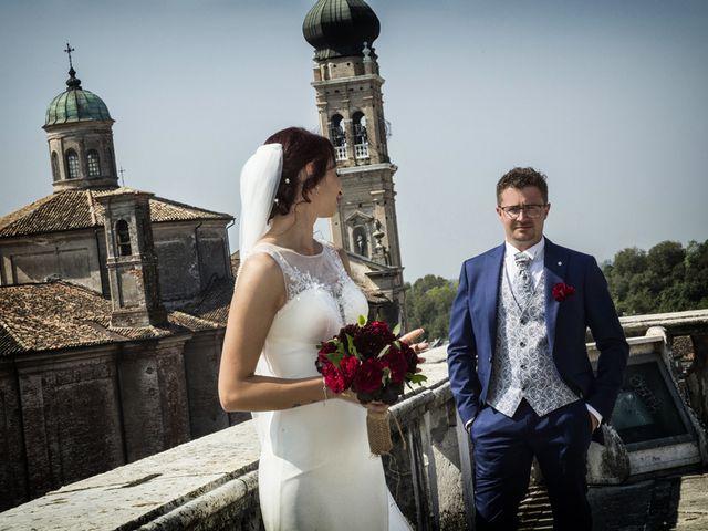 Il matrimonio di Matteo e Ilenia a Carpenedolo, Brescia 63