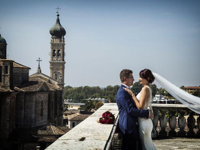 Il matrimonio di Matteo e Ilenia a Carpenedolo, Brescia 64