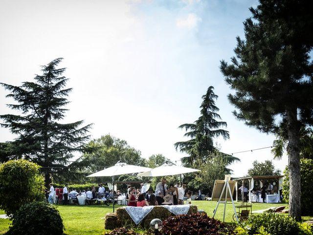 Il matrimonio di Matteo e Ilenia a Carpenedolo, Brescia 67