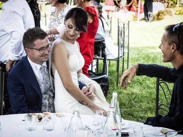 Il matrimonio di Matteo e Ilenia a Carpenedolo, Brescia 70