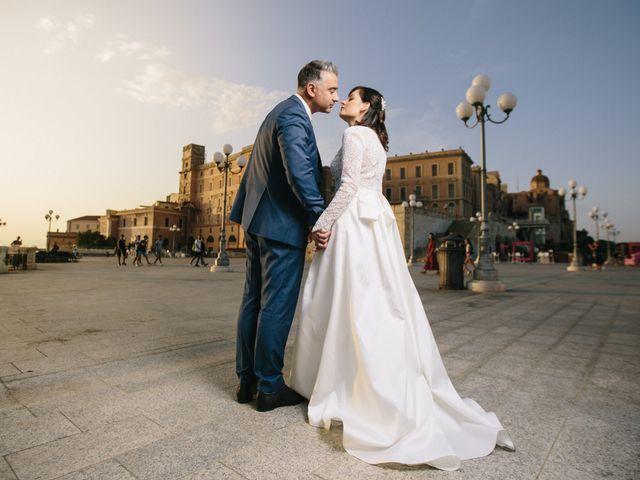 Il matrimonio di Panas e Sara a Cagliari, Cagliari 4