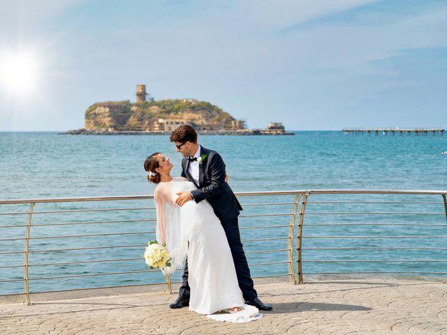 Il matrimonio di Maria e Emilio a Bacoli, Napoli 43