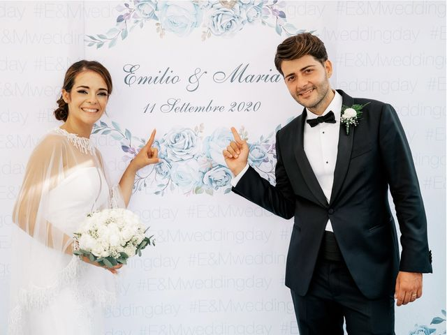 Il matrimonio di Maria e Emilio a Bacoli, Napoli 53