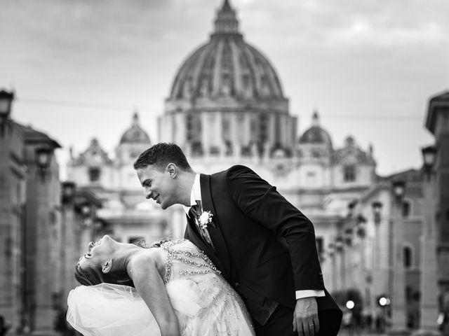 Le nozze di Emanuele e Chiara