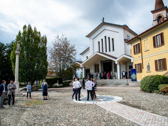 Il matrimonio di Matteo e Roberta a Filago, Bergamo 3