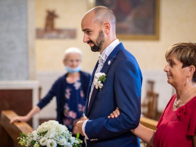 Il matrimonio di Matteo e Roberta a Filago, Bergamo 5