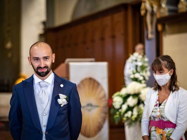 Il matrimonio di Matteo e Roberta a Filago, Bergamo 7