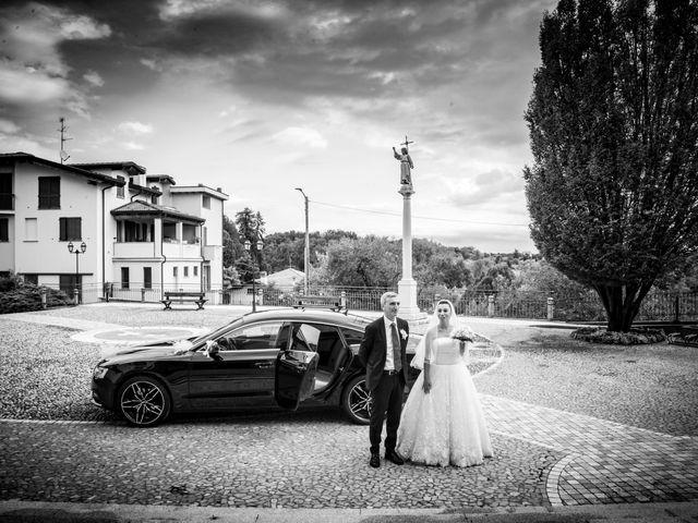 Il matrimonio di Matteo e Roberta a Filago, Bergamo 8