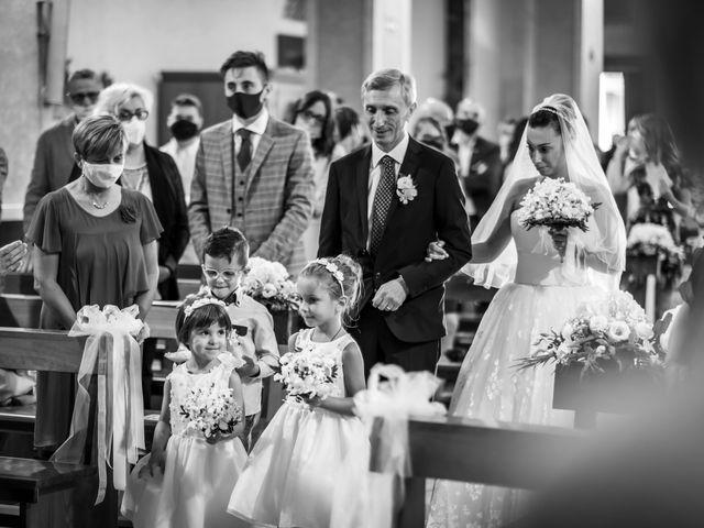Il matrimonio di Matteo e Roberta a Filago, Bergamo 10