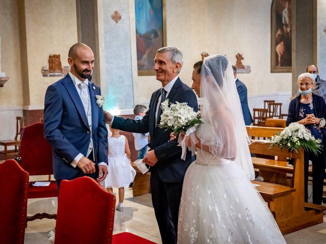 Il matrimonio di Matteo e Roberta a Filago, Bergamo 11