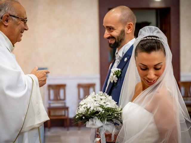 Il matrimonio di Matteo e Roberta a Filago, Bergamo 12