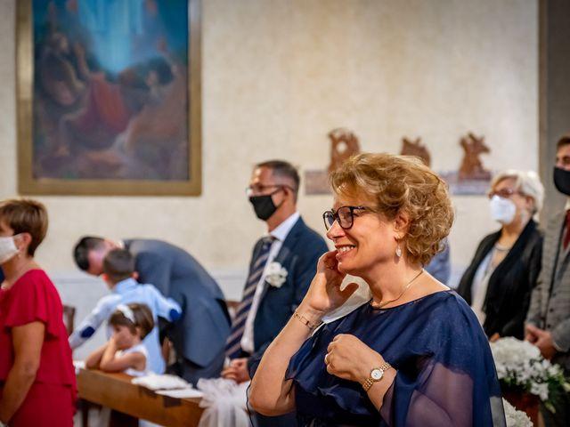 Il matrimonio di Matteo e Roberta a Filago, Bergamo 13