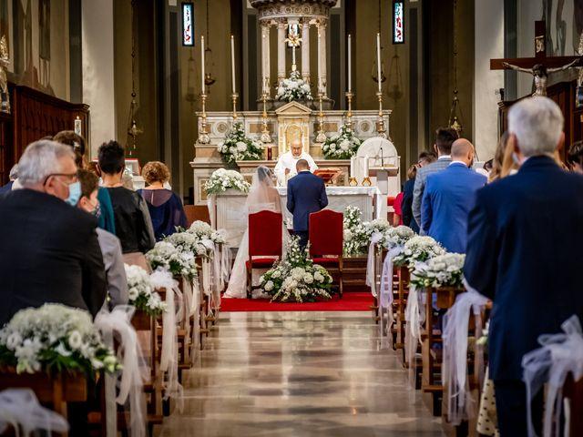 Il matrimonio di Matteo e Roberta a Filago, Bergamo 14