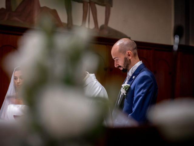 Il matrimonio di Matteo e Roberta a Filago, Bergamo 16