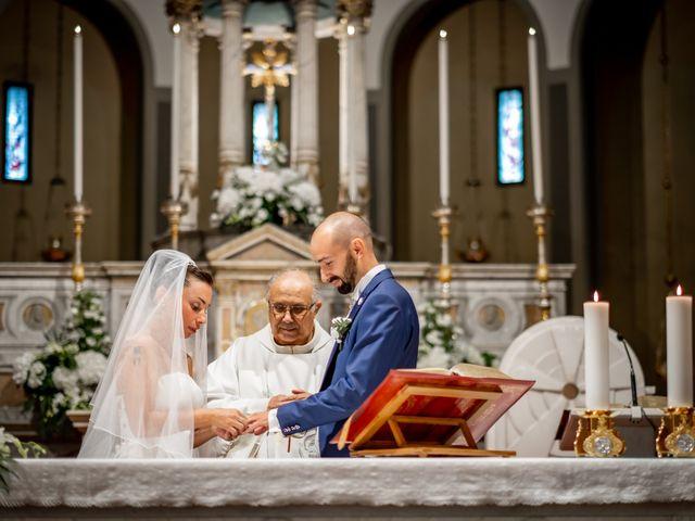 Il matrimonio di Matteo e Roberta a Filago, Bergamo 20
