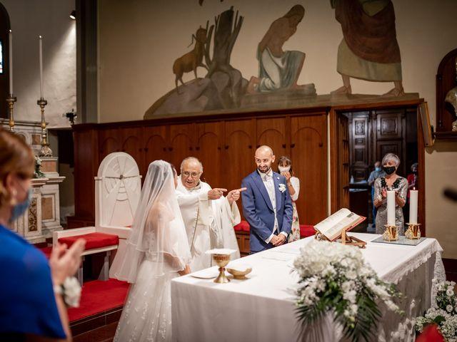 Il matrimonio di Matteo e Roberta a Filago, Bergamo 23