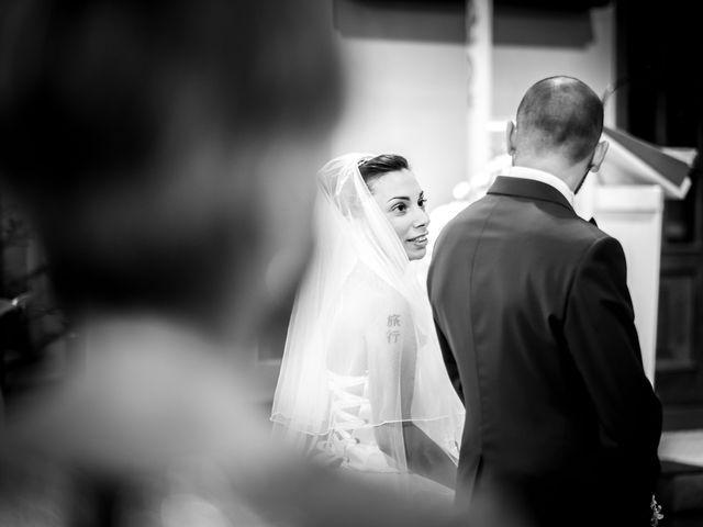 Il matrimonio di Matteo e Roberta a Filago, Bergamo 25