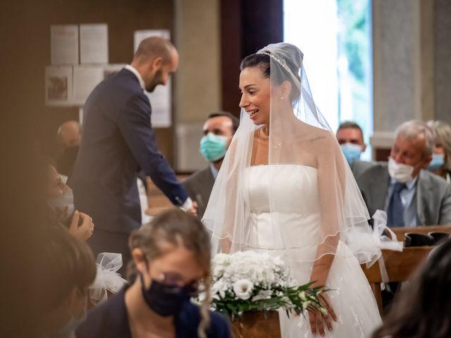 Il matrimonio di Matteo e Roberta a Filago, Bergamo 31