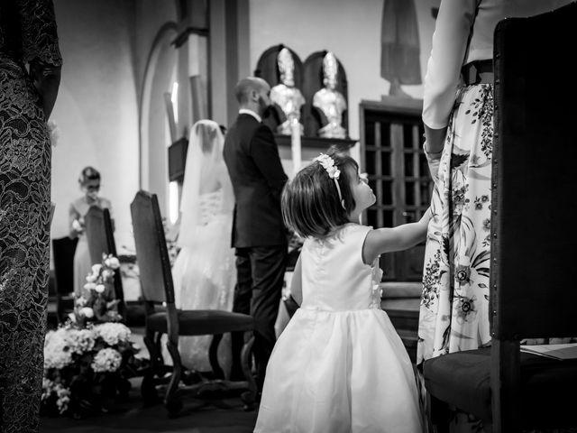 Il matrimonio di Matteo e Roberta a Filago, Bergamo 32