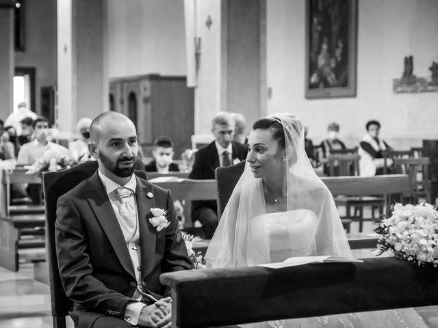 Il matrimonio di Matteo e Roberta a Filago, Bergamo 34