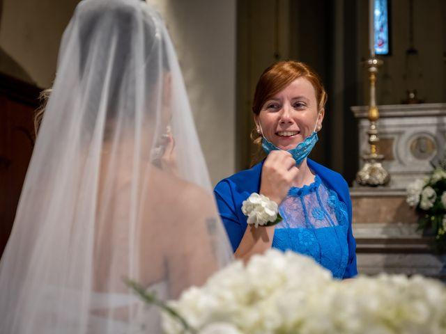 Il matrimonio di Matteo e Roberta a Filago, Bergamo 35