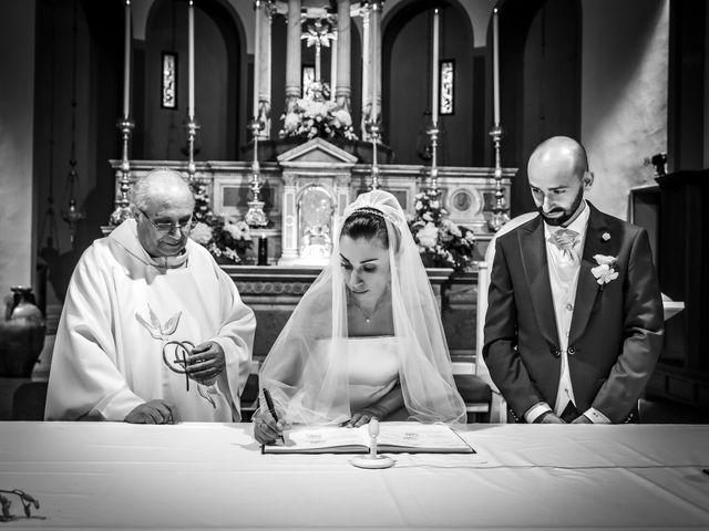 Il matrimonio di Matteo e Roberta a Filago, Bergamo 36