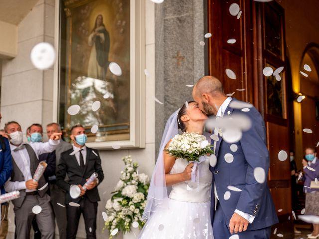 Il matrimonio di Matteo e Roberta a Filago, Bergamo 38