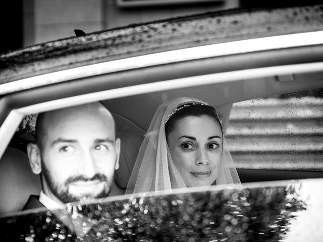 Il matrimonio di Matteo e Roberta a Filago, Bergamo 43