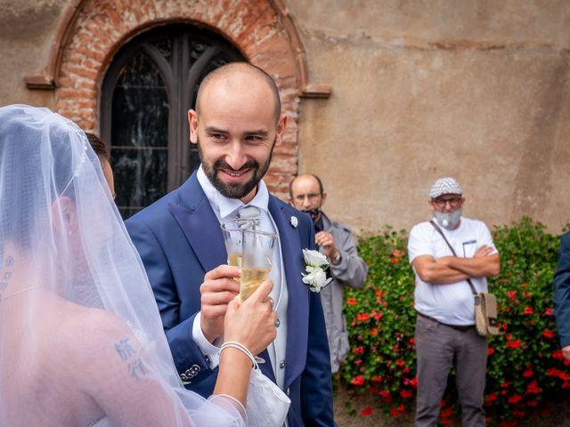 Il matrimonio di Matteo e Roberta a Filago, Bergamo 48