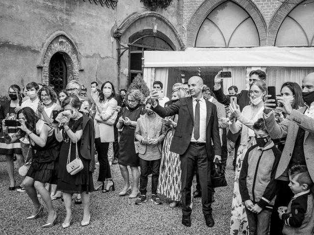 Il matrimonio di Matteo e Roberta a Filago, Bergamo 49