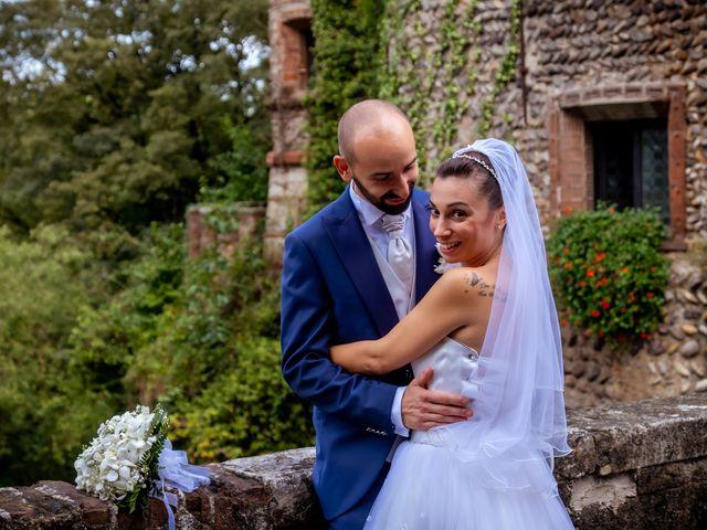 Il matrimonio di Matteo e Roberta a Filago, Bergamo 59