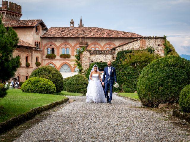 Il matrimonio di Matteo e Roberta a Filago, Bergamo 1