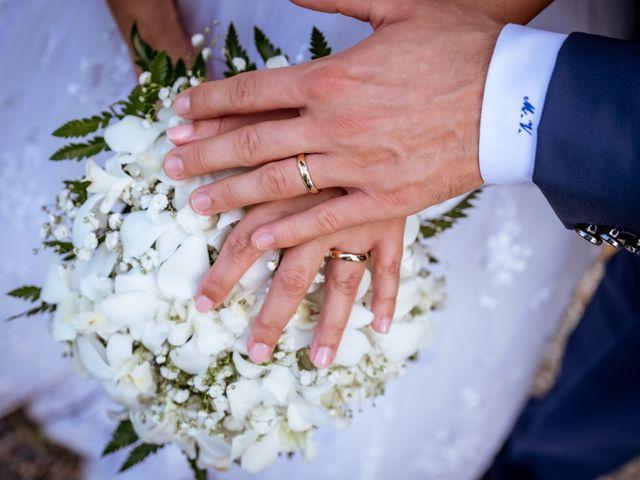 Il matrimonio di Matteo e Roberta a Filago, Bergamo 71
