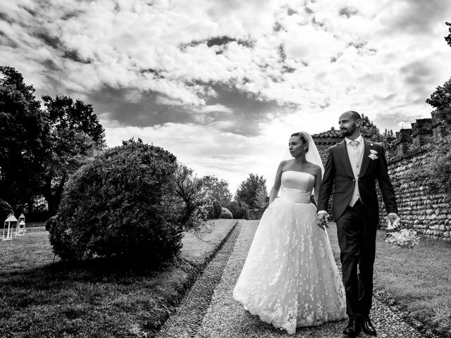 Il matrimonio di Matteo e Roberta a Filago, Bergamo 72