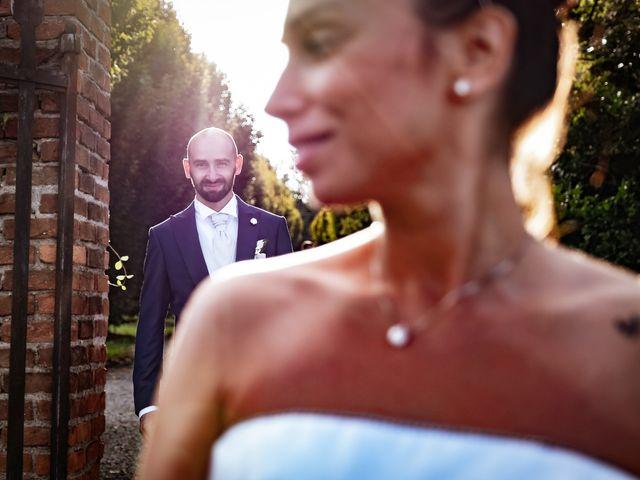 Il matrimonio di Matteo e Roberta a Filago, Bergamo 75