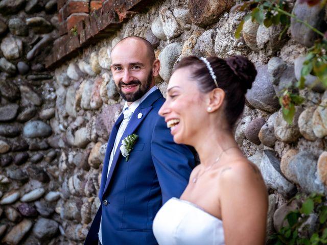 Il matrimonio di Matteo e Roberta a Filago, Bergamo 78