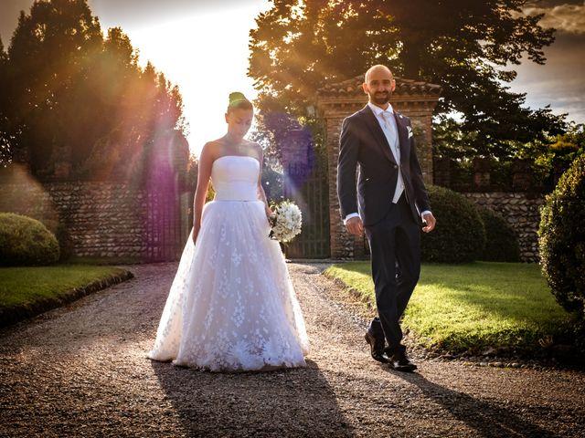 Il matrimonio di Matteo e Roberta a Filago, Bergamo 79