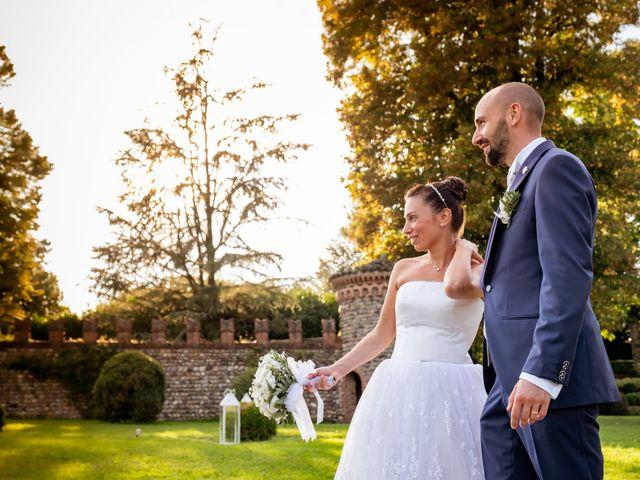 Il matrimonio di Matteo e Roberta a Filago, Bergamo 80
