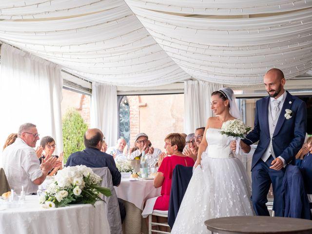 Il matrimonio di Matteo e Roberta a Filago, Bergamo 82