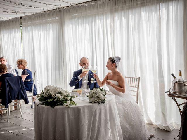 Il matrimonio di Matteo e Roberta a Filago, Bergamo 84
