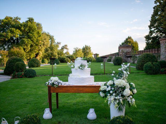 Il matrimonio di Matteo e Roberta a Filago, Bergamo 90