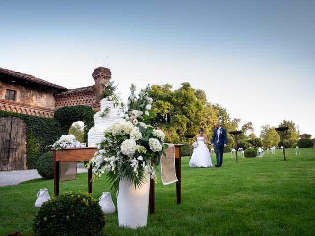 Il matrimonio di Matteo e Roberta a Filago, Bergamo 91