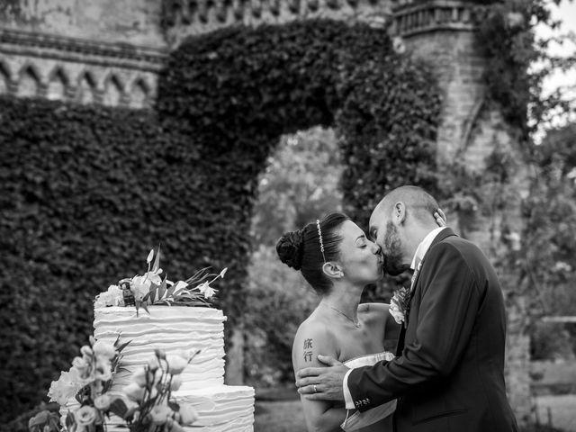 Il matrimonio di Matteo e Roberta a Filago, Bergamo 92