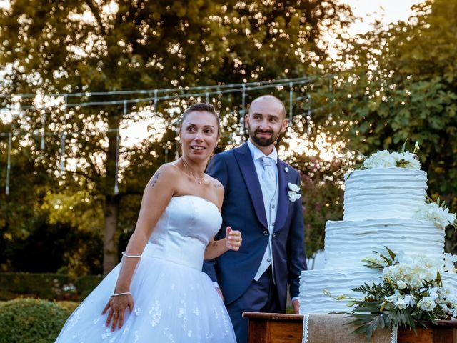 Il matrimonio di Matteo e Roberta a Filago, Bergamo 93