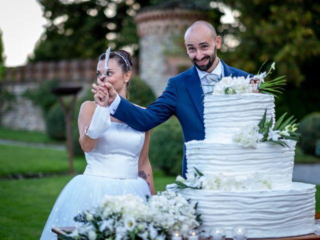 Il matrimonio di Matteo e Roberta a Filago, Bergamo 94