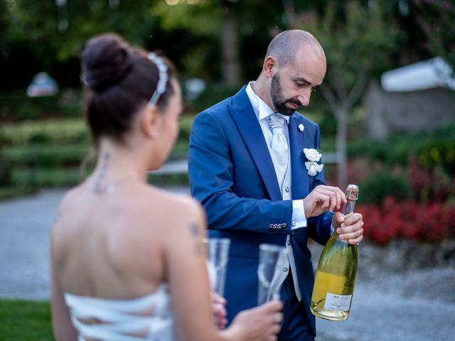 Il matrimonio di Matteo e Roberta a Filago, Bergamo 95