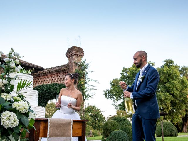Il matrimonio di Matteo e Roberta a Filago, Bergamo 96