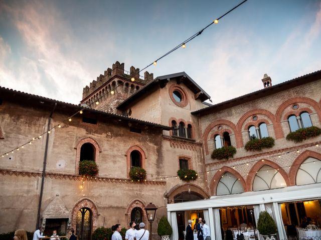 Il matrimonio di Matteo e Roberta a Filago, Bergamo 111